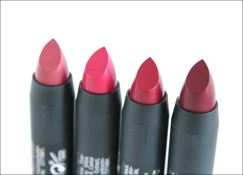 IsaDora twist-up matt lips fall 15(1)