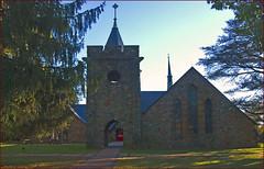 Grace Episcopal Church The Plains (VA) October 2015