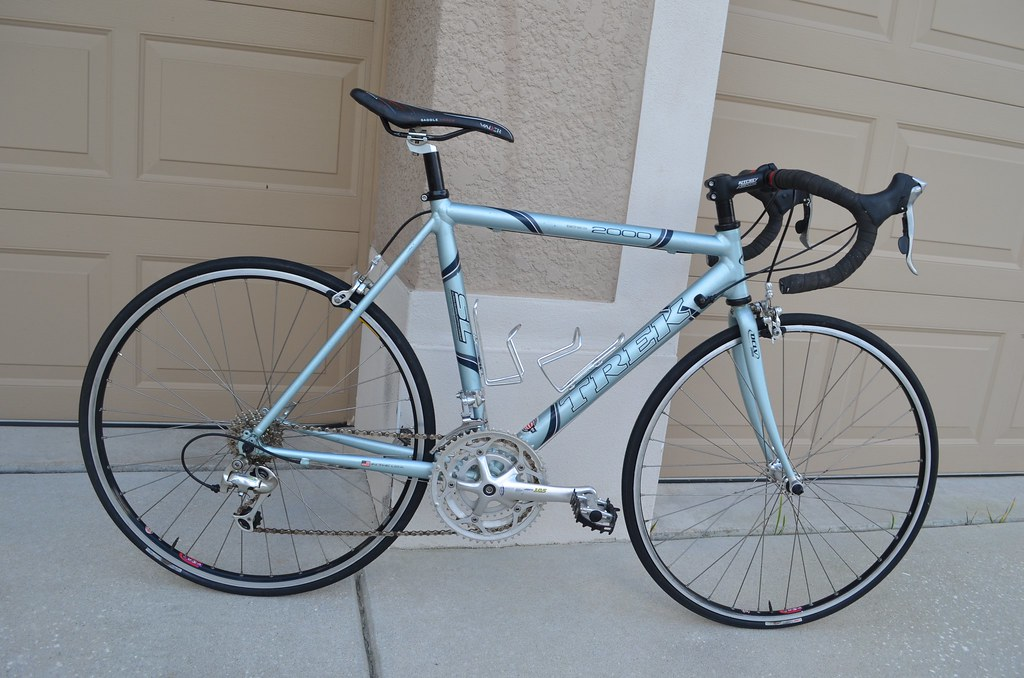 Trek 2000 SL tampa bike trader