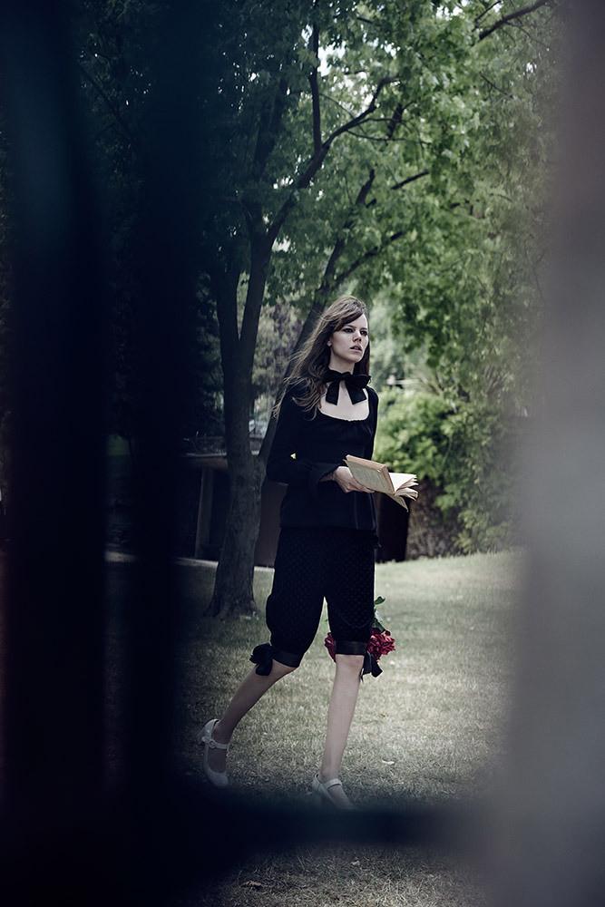 Фрея Беха Эриксен — Фотосессия для «W» 2015 – 9