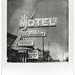 mt. whitney motel. lone pine, ca. 2015. by eyetwist