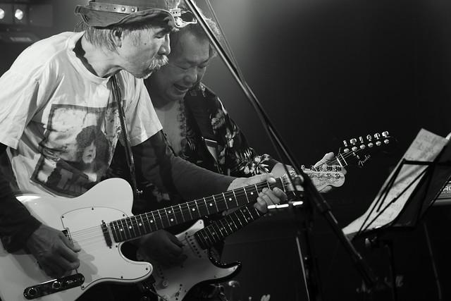 ファズの魔法使い live at 獅子王, Tokyo, 20 Nov 2015. 381