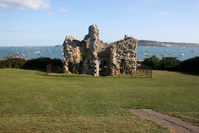 Sandsfoot Castle, Weymouth