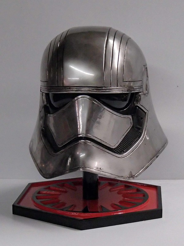 Finished Phasma Helm Front Left