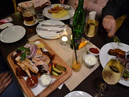 U Kroka 4 Restaurante unde se mananca bine in Praga