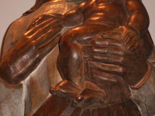 St Bonifatius - Maria mit dem Kind