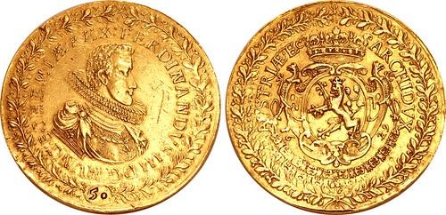 Lot 2258 BOHEMIA Ferdinand III Dukát