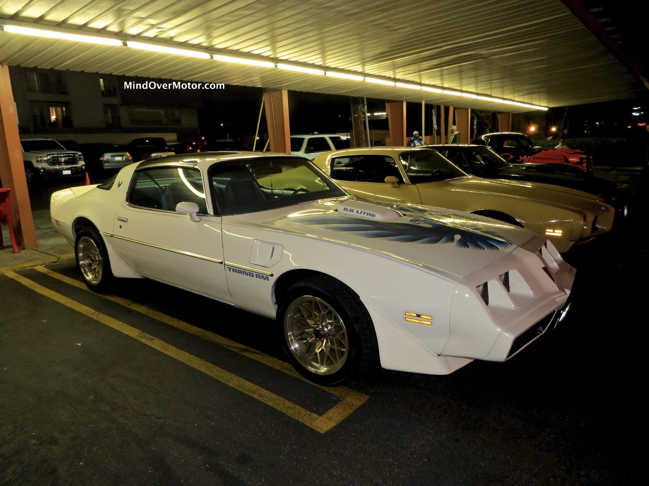 1979 Pontiac Trans Am White