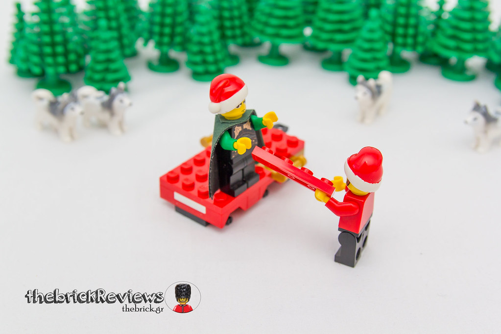 ThebrickReview: Christmas Train - 40138 - Limited Edition 2015 23636534051_32ae6b520d_b