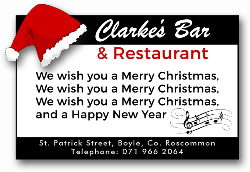 Clarkes Christmas 2016