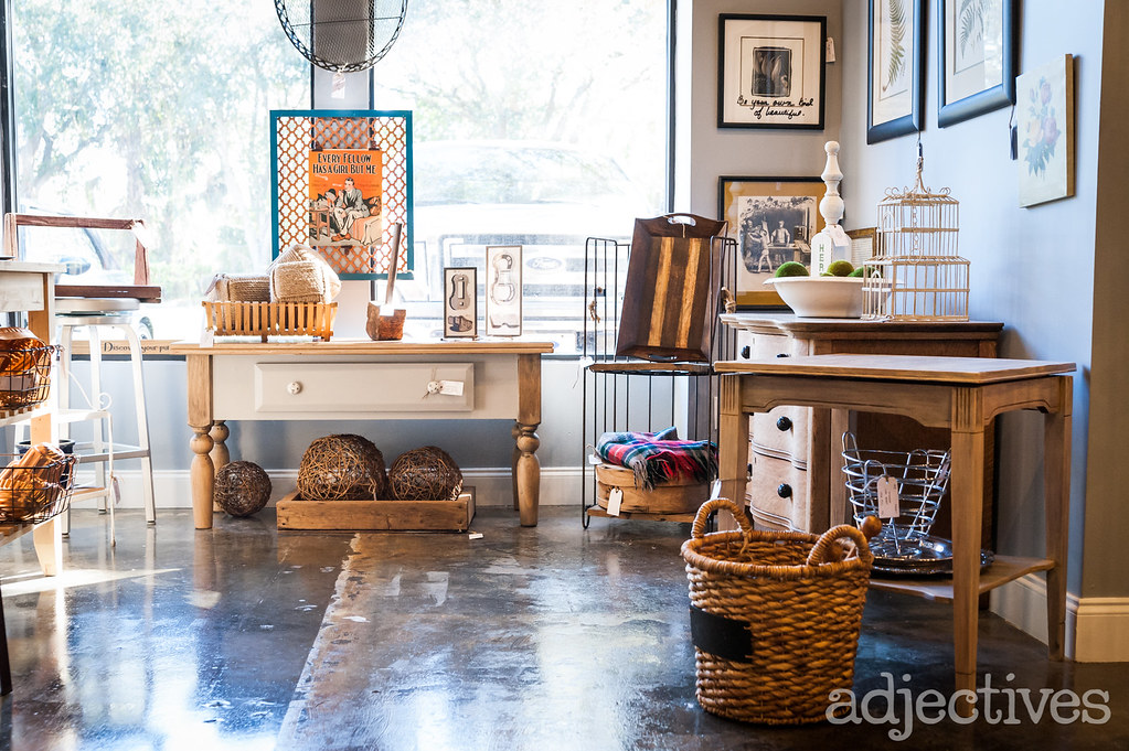 Adjectives Featured Finds in Altamonte by ReImagined