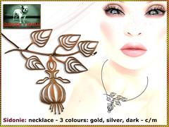 Bliensen - Sidonie - necklace