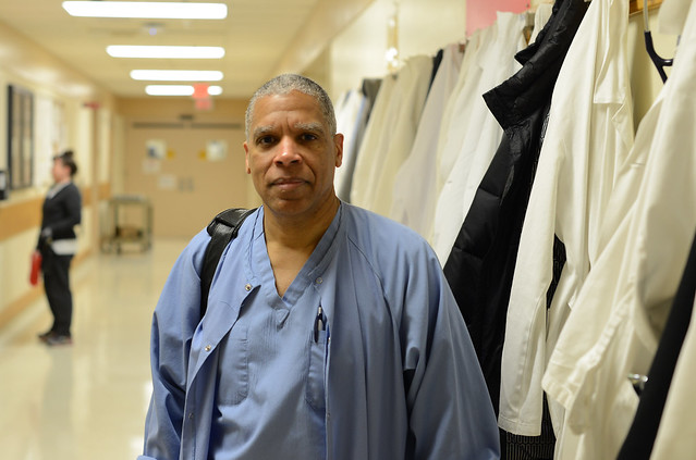 Hamlar's passion for taking care of people evident inside and out of the operating room