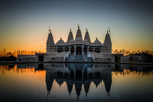 bapsshriswaminarayanmandir hindu italianmarble stafford texas turkishlimestone sunset temple traditional