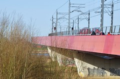 Hanzeboogbrug Zwolle