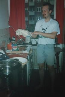 The pizza baker