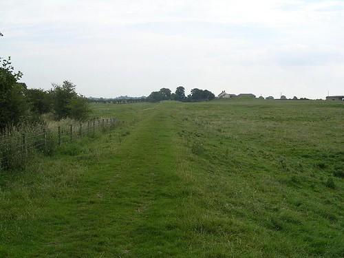 Causeway leading to Blaetarn
