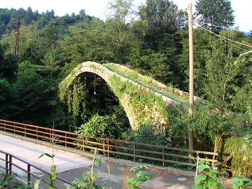 from my country ( RİZE/ FINDIKLI) taş köprü