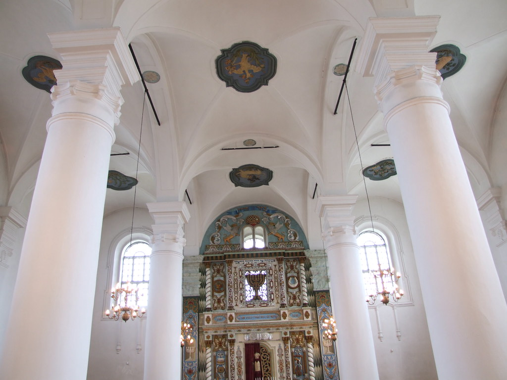 The Synagogue of Wlodawa, Poland