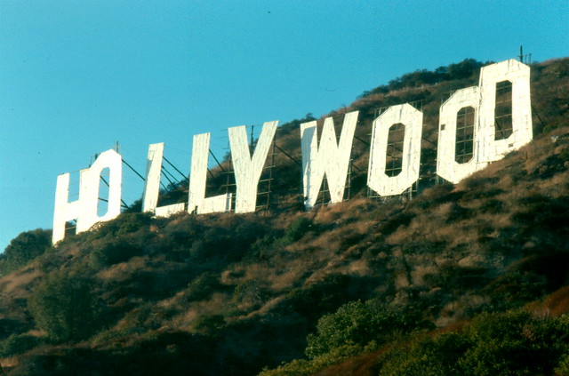 how tall are the hollywood letters sign flickr photo 22654