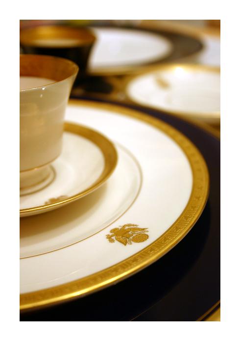 Photo Talk: President Plate