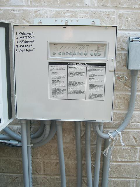 Jandy Aqua Link Rs Pool Equipment Control Unit Flickr