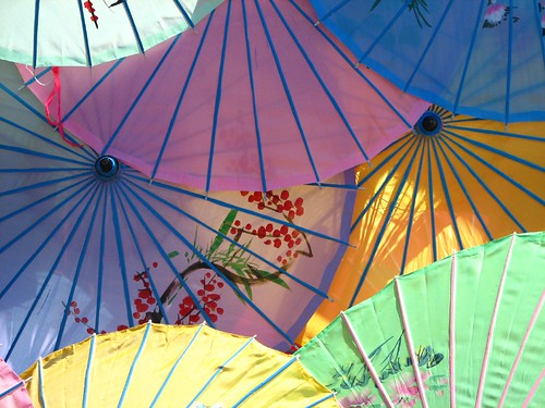 Chinese Umbrellas