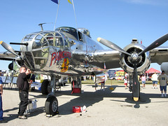 aerospace engineering, aviation, military aircraft, airplane, propeller driven aircraft, vehicle, north american b-25 mitchell, bomber, aircraft engine,