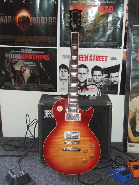Photo:Gibson Les Paul Std By wetwebwork