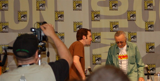 Comic Con 2006: Stan The Man Lee