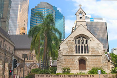 Churches of Brisbane