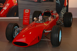 1964 Ferrari 158 F1