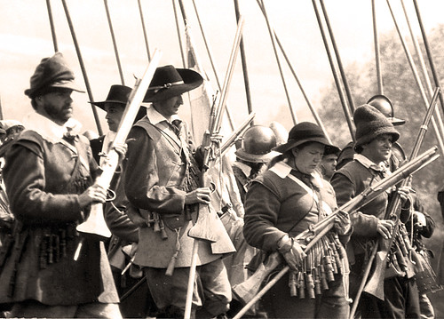 Pike and Musket