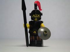 Hoplomachus aka Samnite