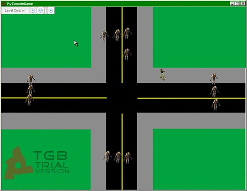 Zombie Game 2