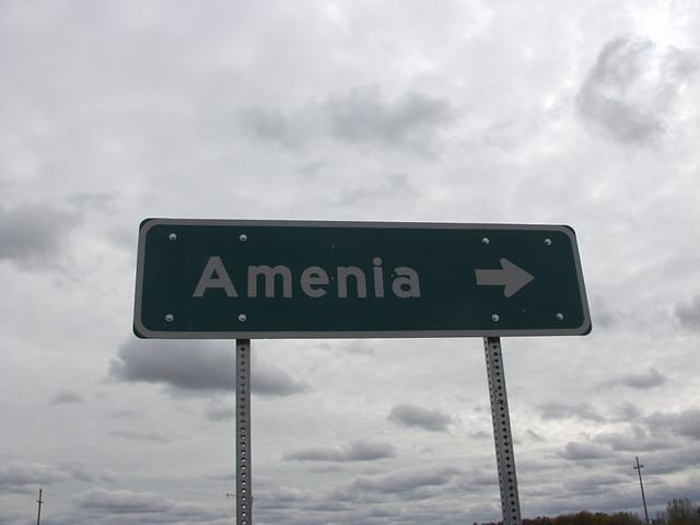 Header of Amenia