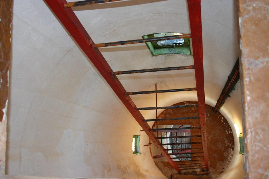 Kiipsaare interior del faro