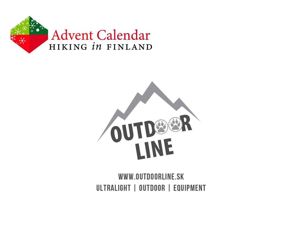 Advent Calendar Outdoorline Logo