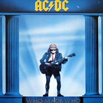 "AC/DC WHO MADE WHO 12"" Vinyl LP"