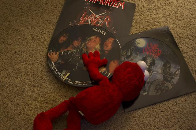 Elmo misses slayer 2