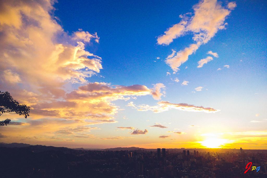 夕陽景色~
