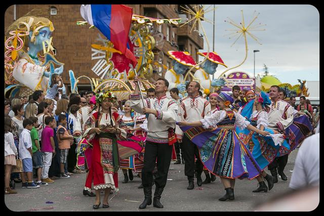 Fiestas de la Virgen Grande Torrelavega