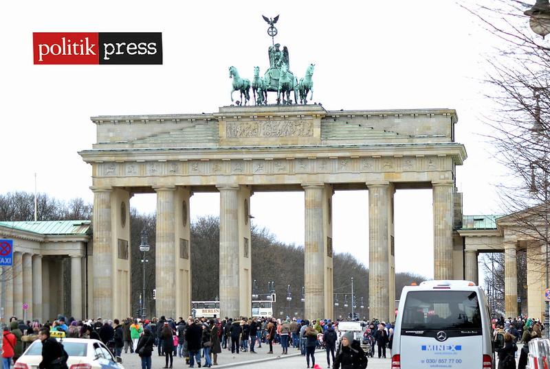 Berlin Alemania ciudades Politikpress
