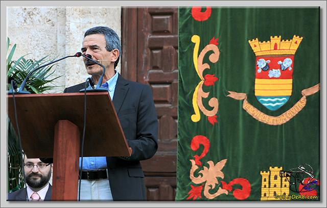 Briviesca en Fiestas 2.015 Proclamación de las Reinas y lectura del Pregón (26)