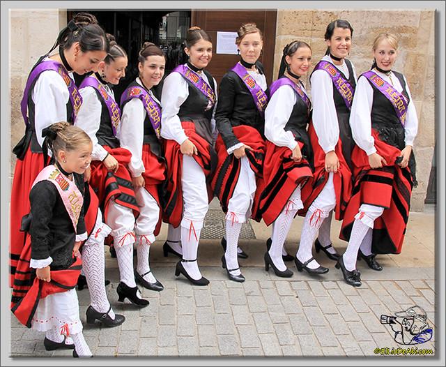 Briviesca en Fiestas 2.015 Recepción en el Ayuntamiento y canto popular del Himno a Briviesca (8)