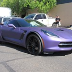 purple vette 1