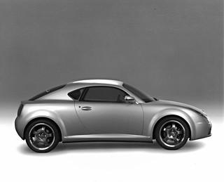 2001 Tata Aria Coupe Concept