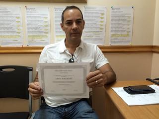 Luis F Ayala, Reparacion de Credito en Municipal Credit Service Corp