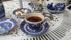 Hay-on-Wye - Teatime