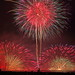 Lake Suwa Fireworks. by cate♪